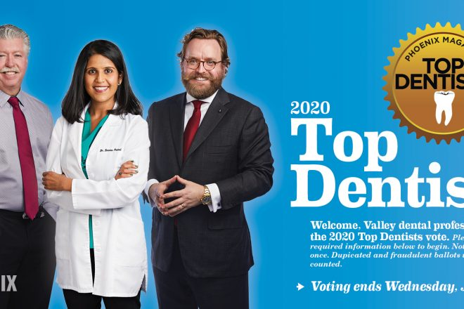 2020 Top Dentist Voting
