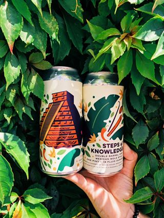 Wren House Brewing Steps of Knowlege