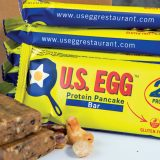Local Product: Protein Pancake Bars