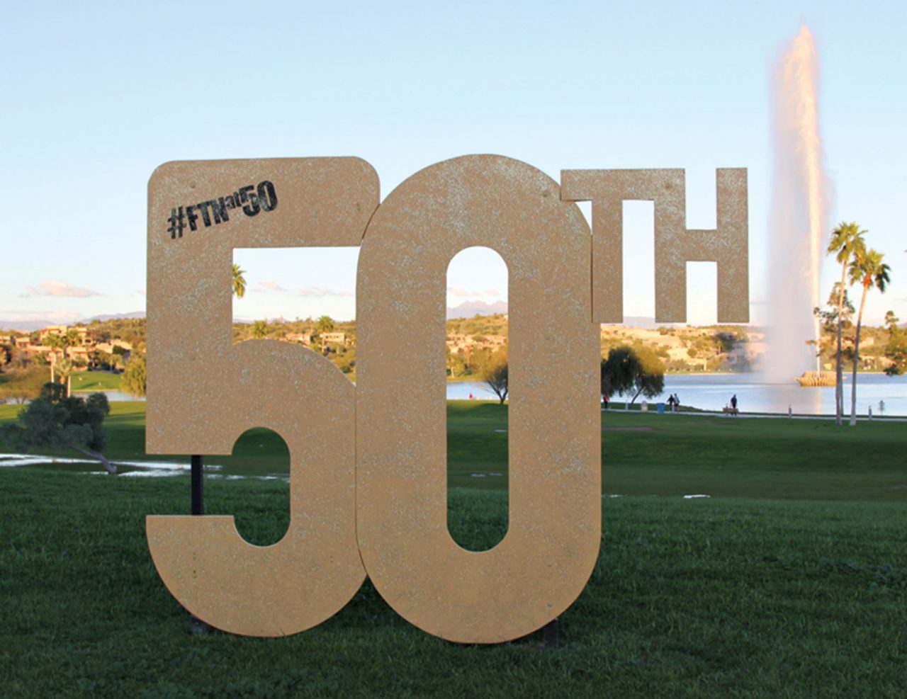 The Fountain at 50