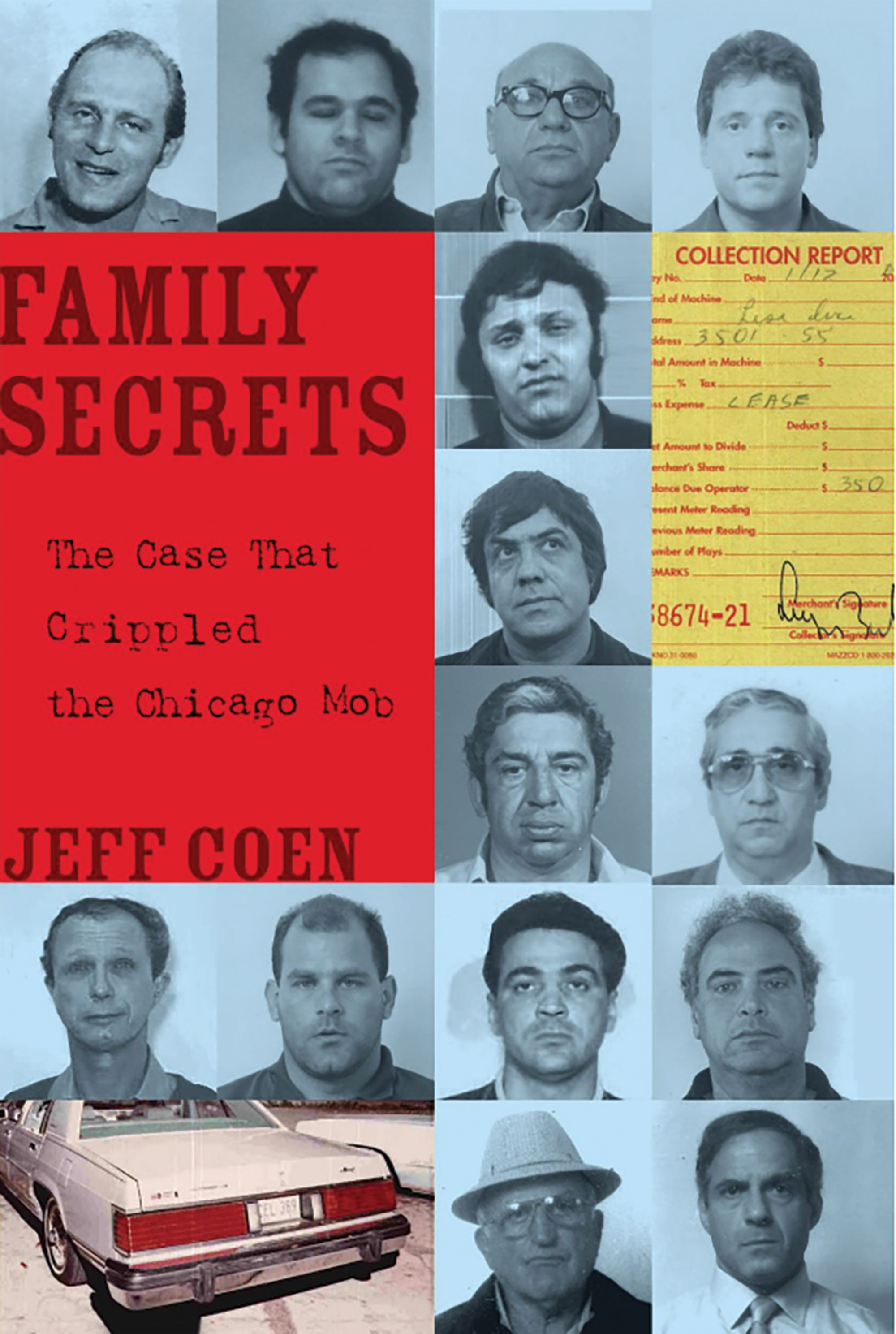 This 2009 book analyzed Vaci and Calabrese's roles in mafia crimes.; Photos courtesy the Arizona Republic; Verna Sadock /AP; alchetron.com