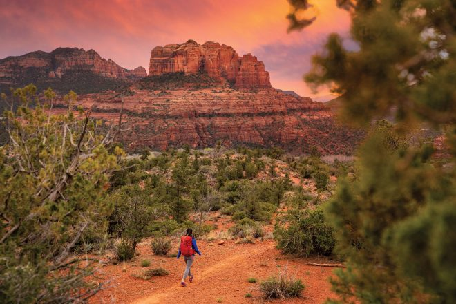 7 Solitary Hikes and Cozy Cabins