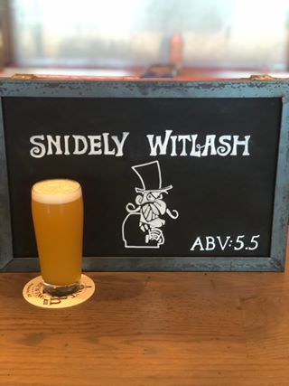 Snidely Witlash from Front Pourch Brewing