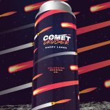 Goldwater Brewing Comet Cruiser hoppy lager