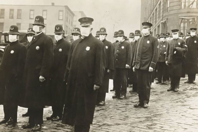 Deja Virus: The 1918 Spanish Flu's striking parallels to the COVID-19 pandemic