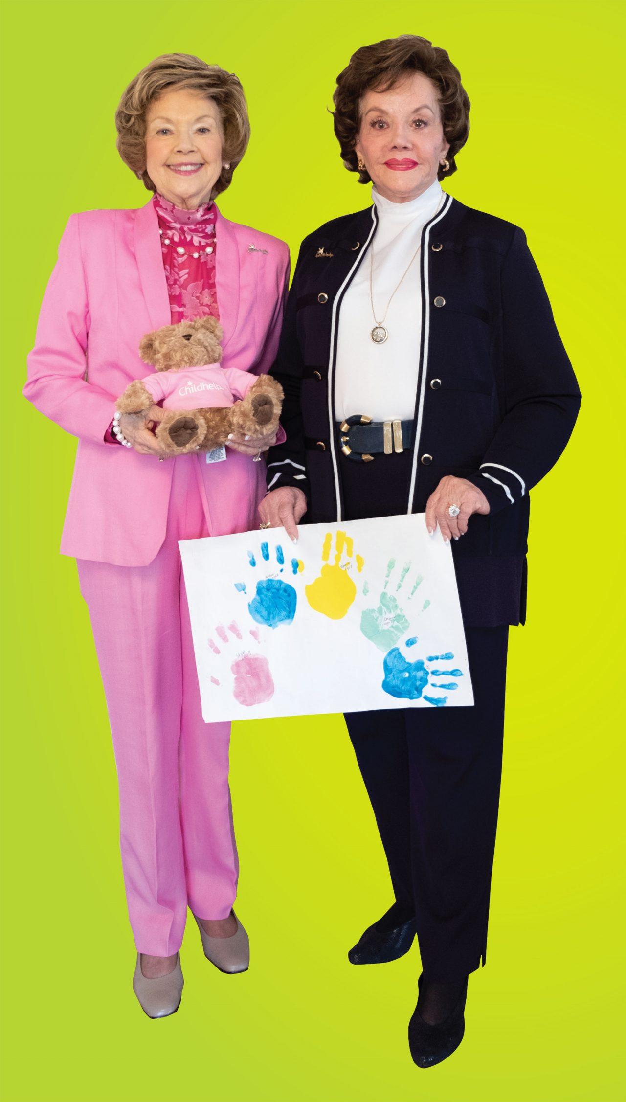 Yvonne Fedderson & Sara O'Meara