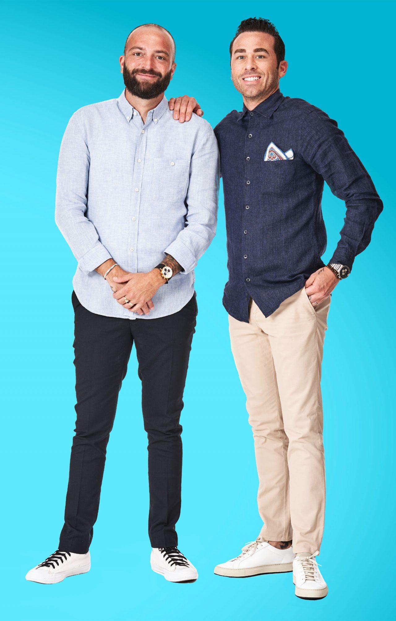 Nick Campisano & Josh James