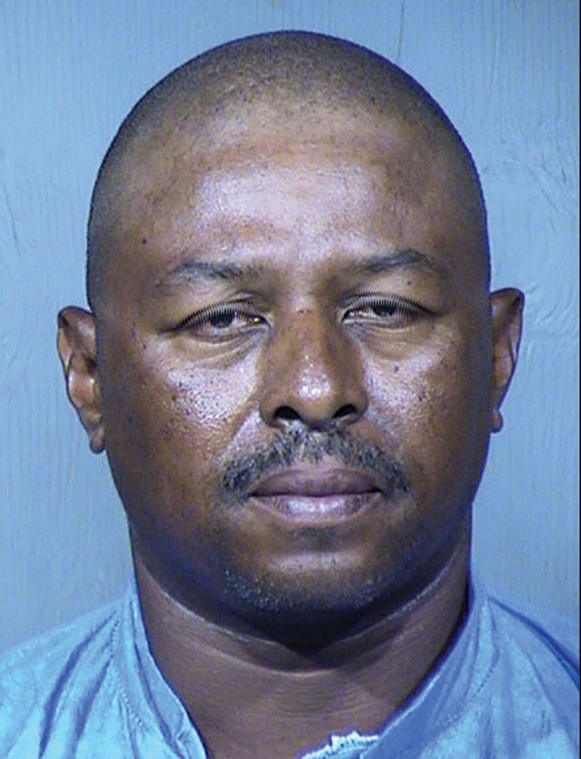 Javan Berry's booking photo; Photo courtesy Maricopa County Sheriff's office