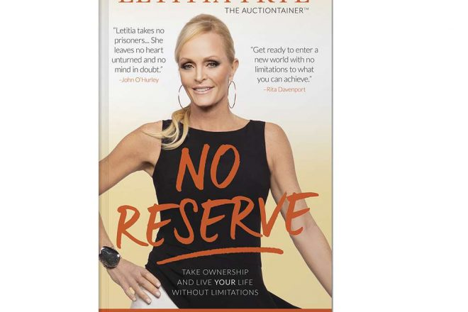 Read it: No Reserve by Letitia Frye