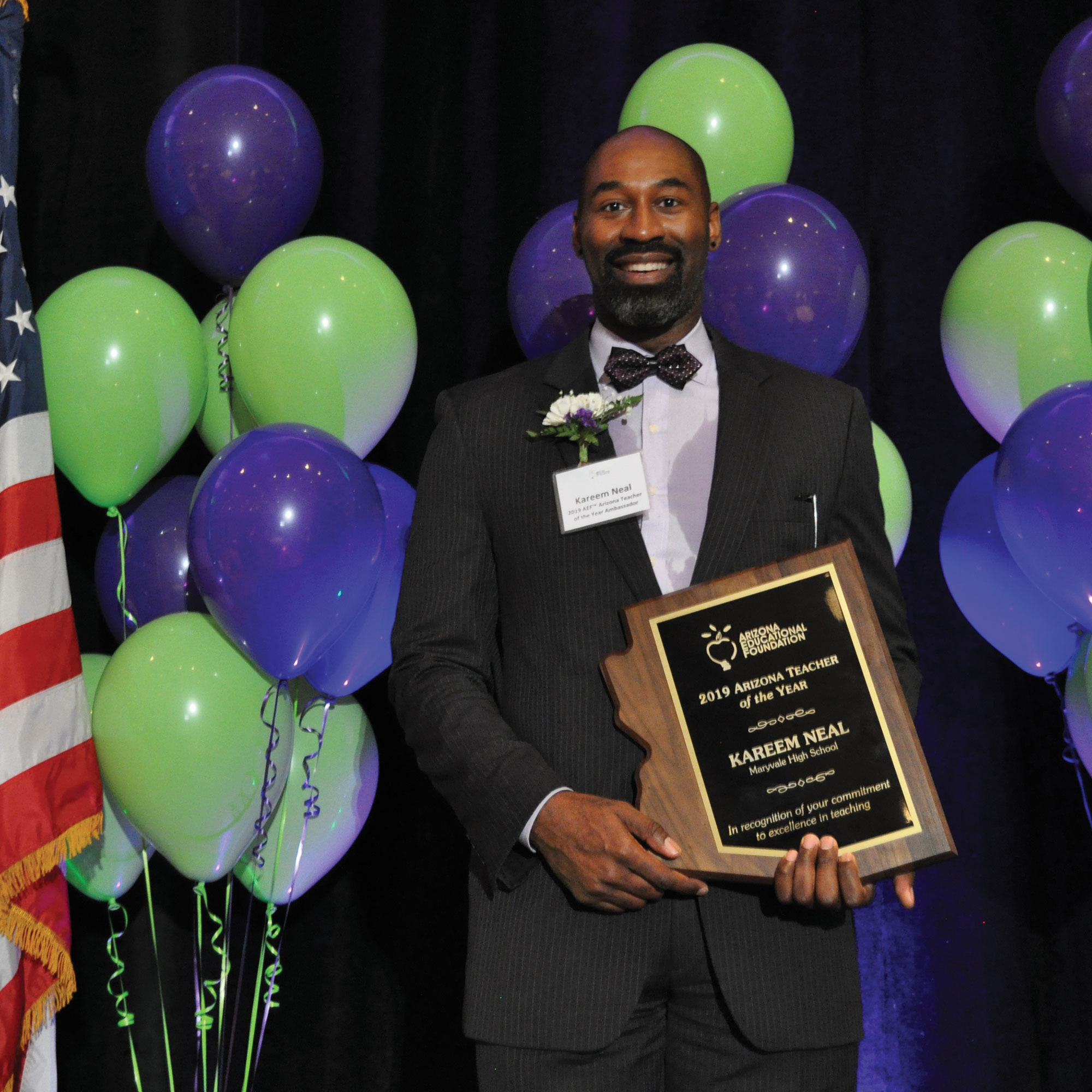 Photo courtesy AZ Education News