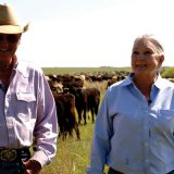 Meat Isn't Done Yet. ASU is researching a better way to raise cattle