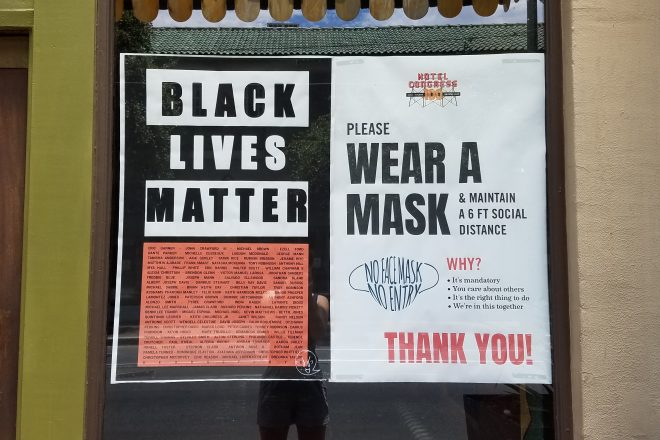 Take a Trip to Tucson to See These Black Lives Matter Murals