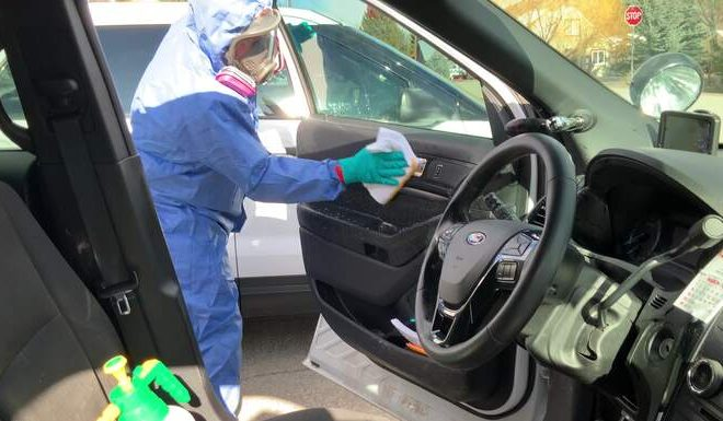 How to Maintain Your Car's Hygiene During COVID-19