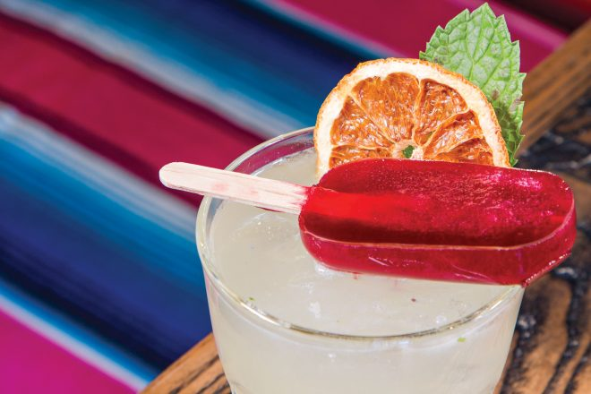 Drink This: Agua Fresca Poptail