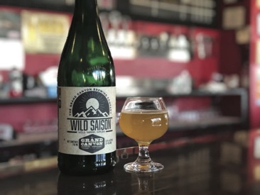 Beer of the Month: Grand Canyon Brewing Wild Saison