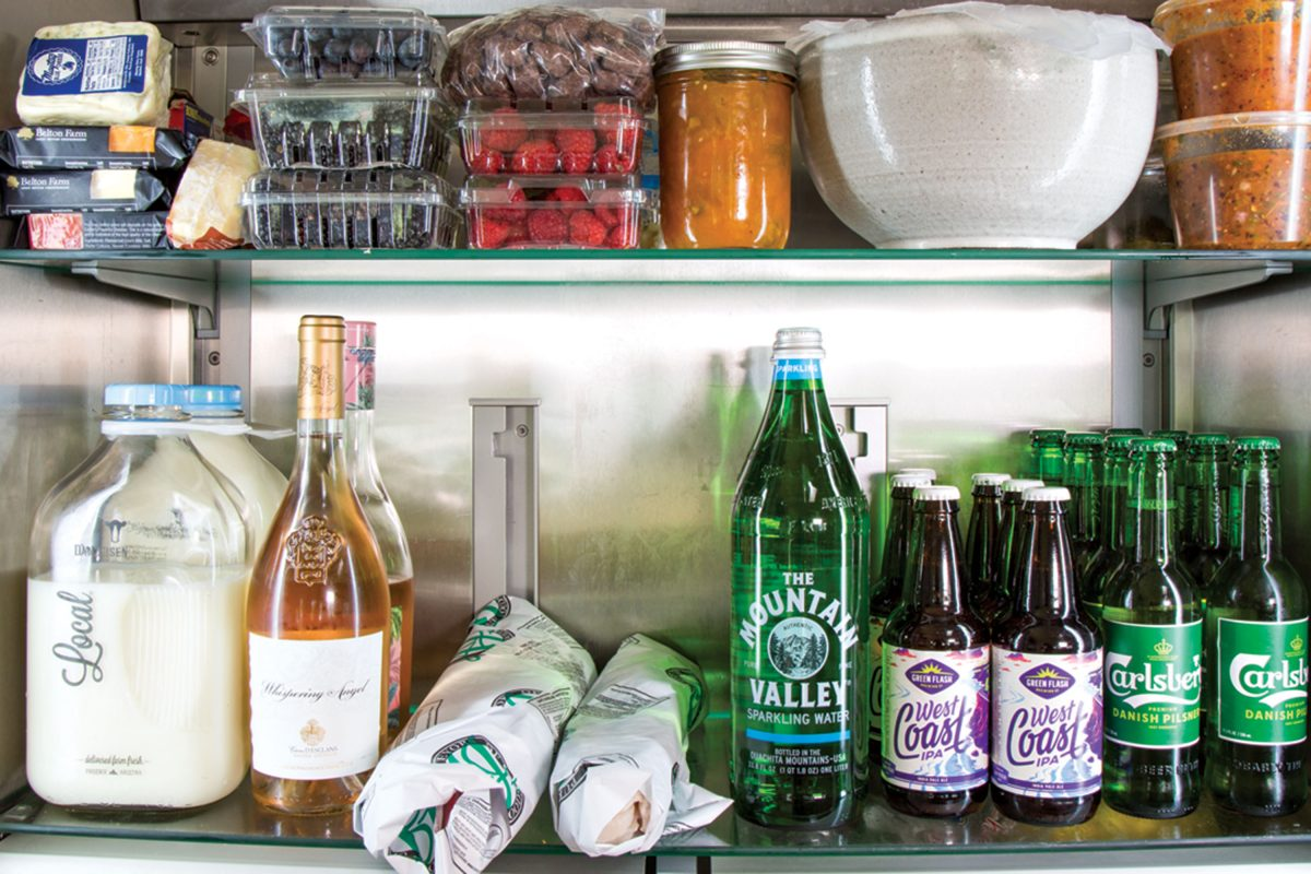 What's in Your Fridge? with Aaron Pool