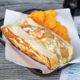 Three Bites: Alternative Hot Dogs