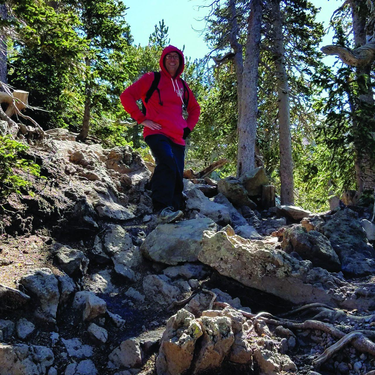 Steve Horvat's Hiking Journey