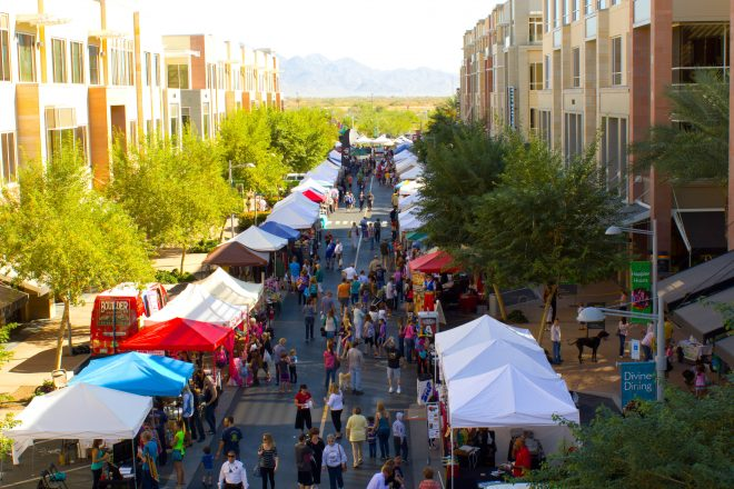 High Street Farmers Market Returns This Fall