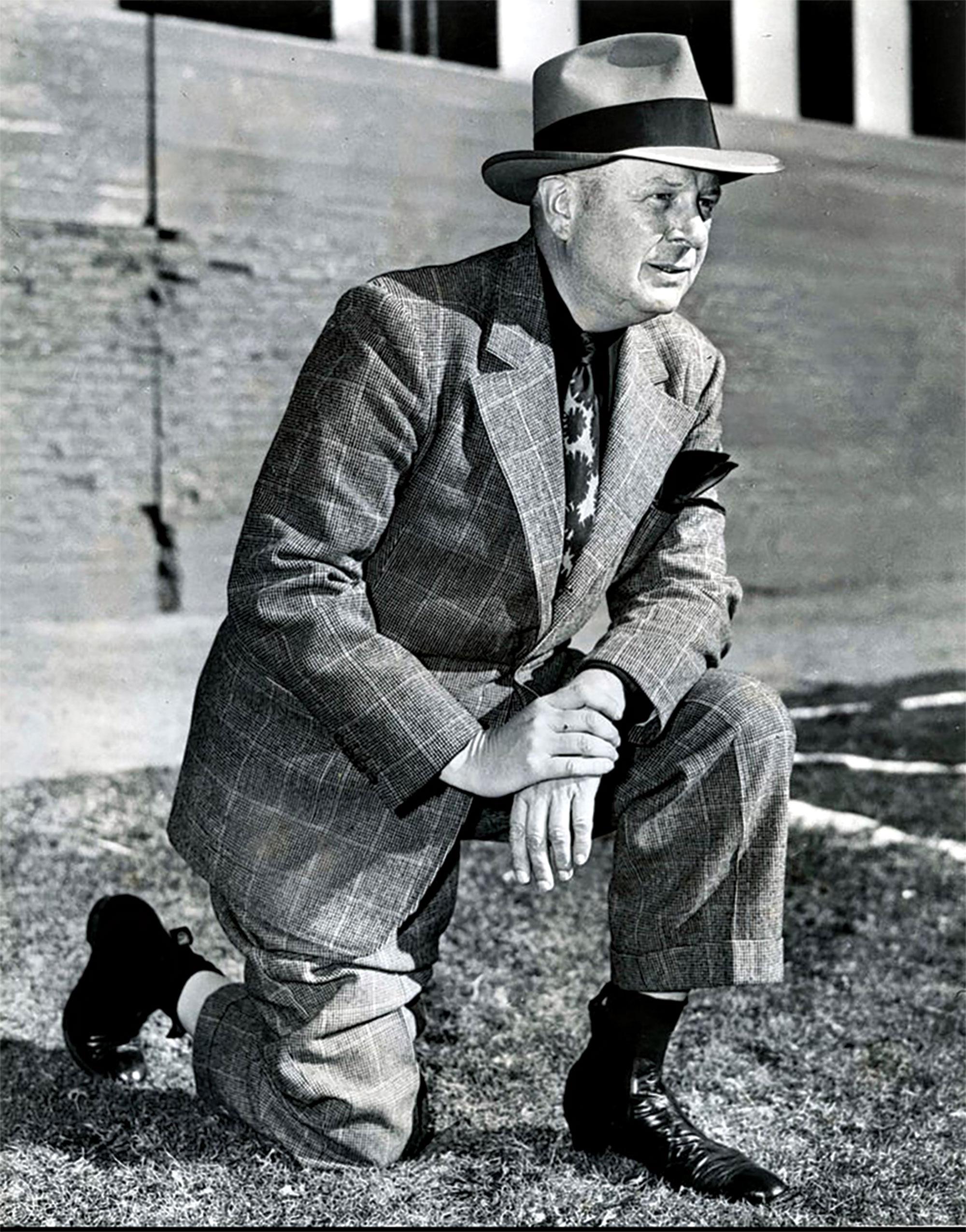 Charles Bidwill circa 1940s; Photo courtesy US Presswire