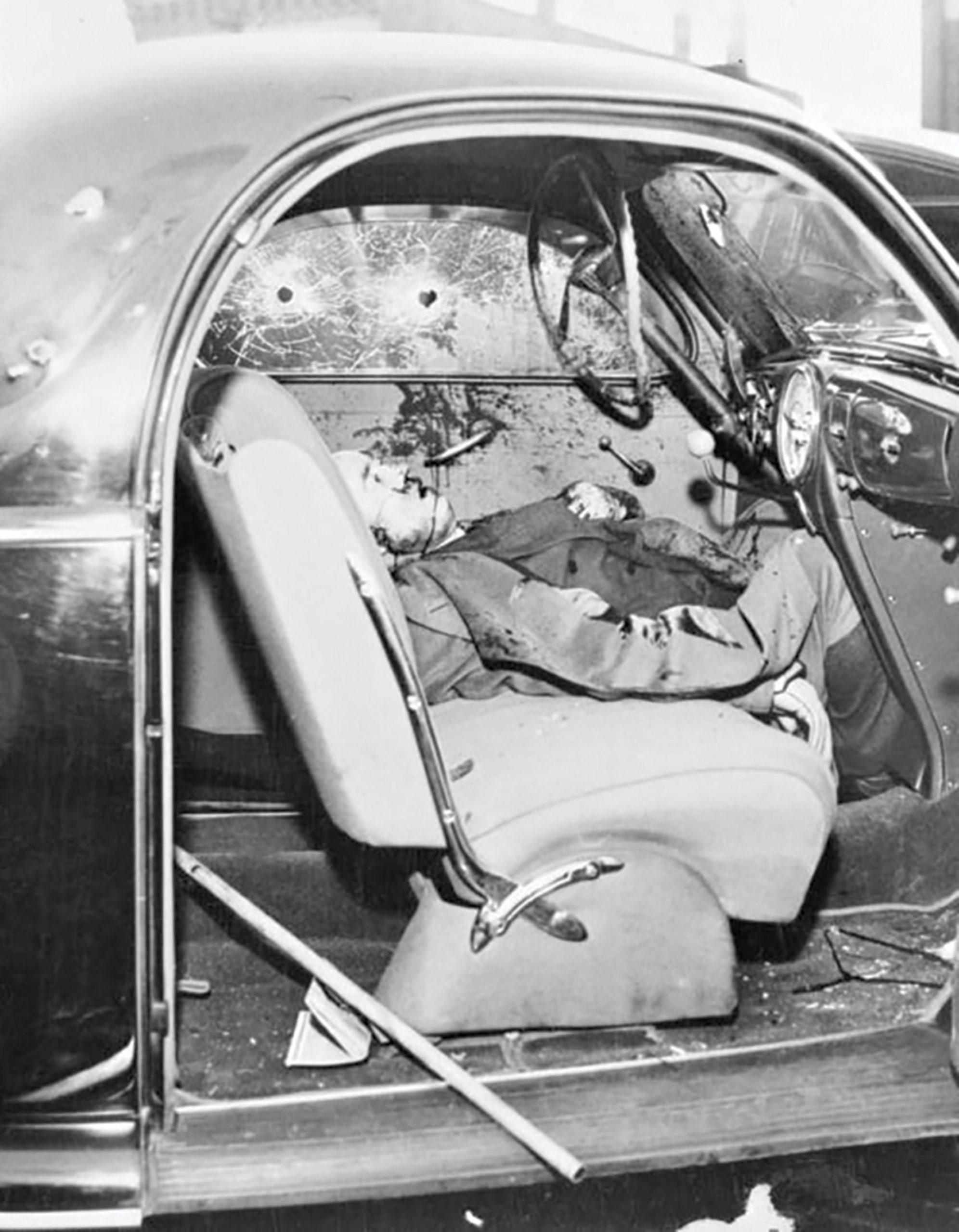 Edward O'Hare's 1939 murder drew Mafia suspicion to Sportsman's Park; Photo courtesy Chicago Tribune