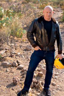 Mark Kelly: The Man Who Fell to Arizona