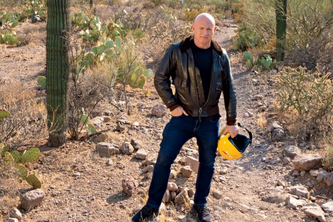 Mark Kelly: The Man Who Fell to Arizona