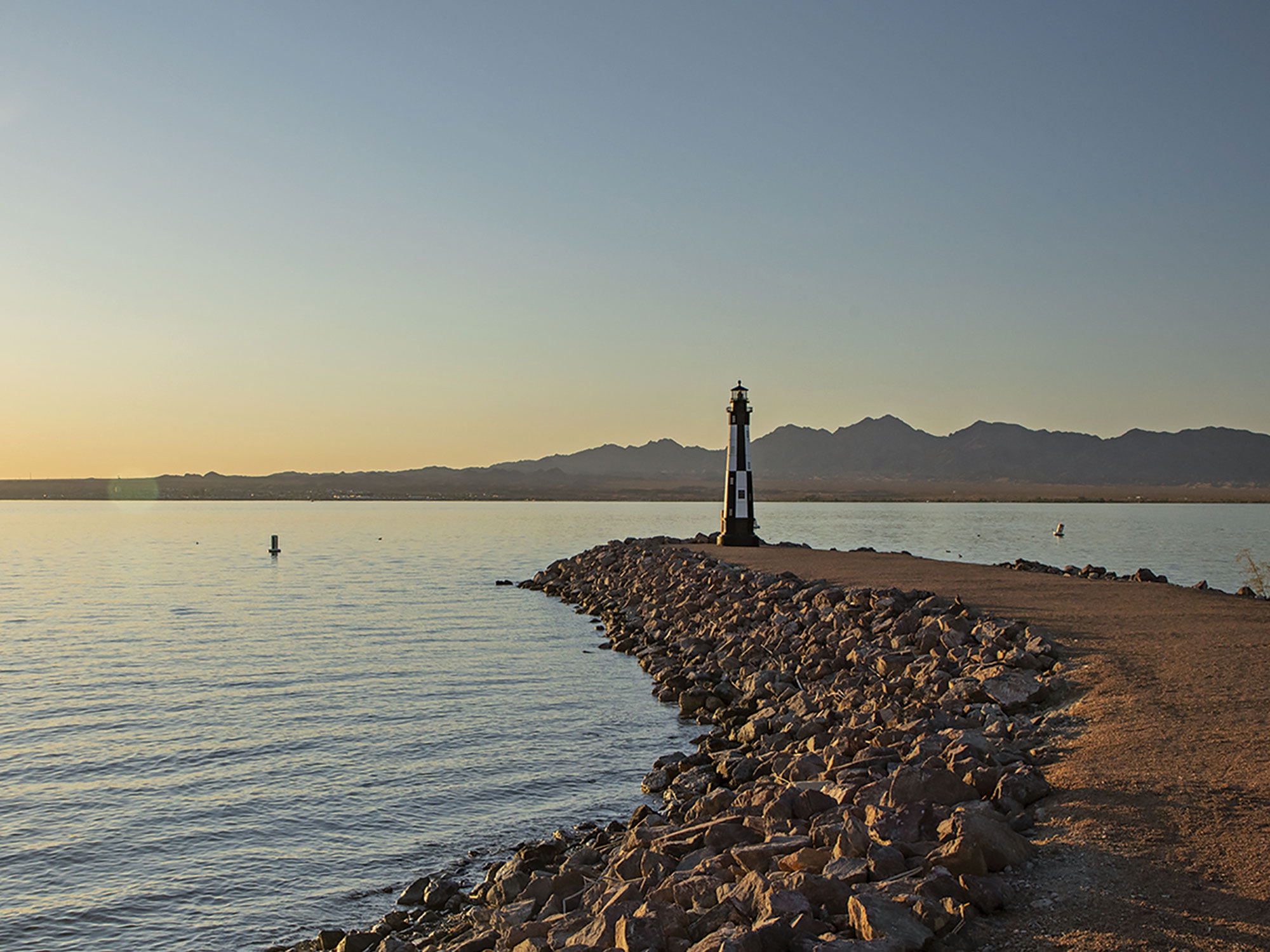 Lake Havasu State Park; Photo courtesy Arizona State Parks & Trails