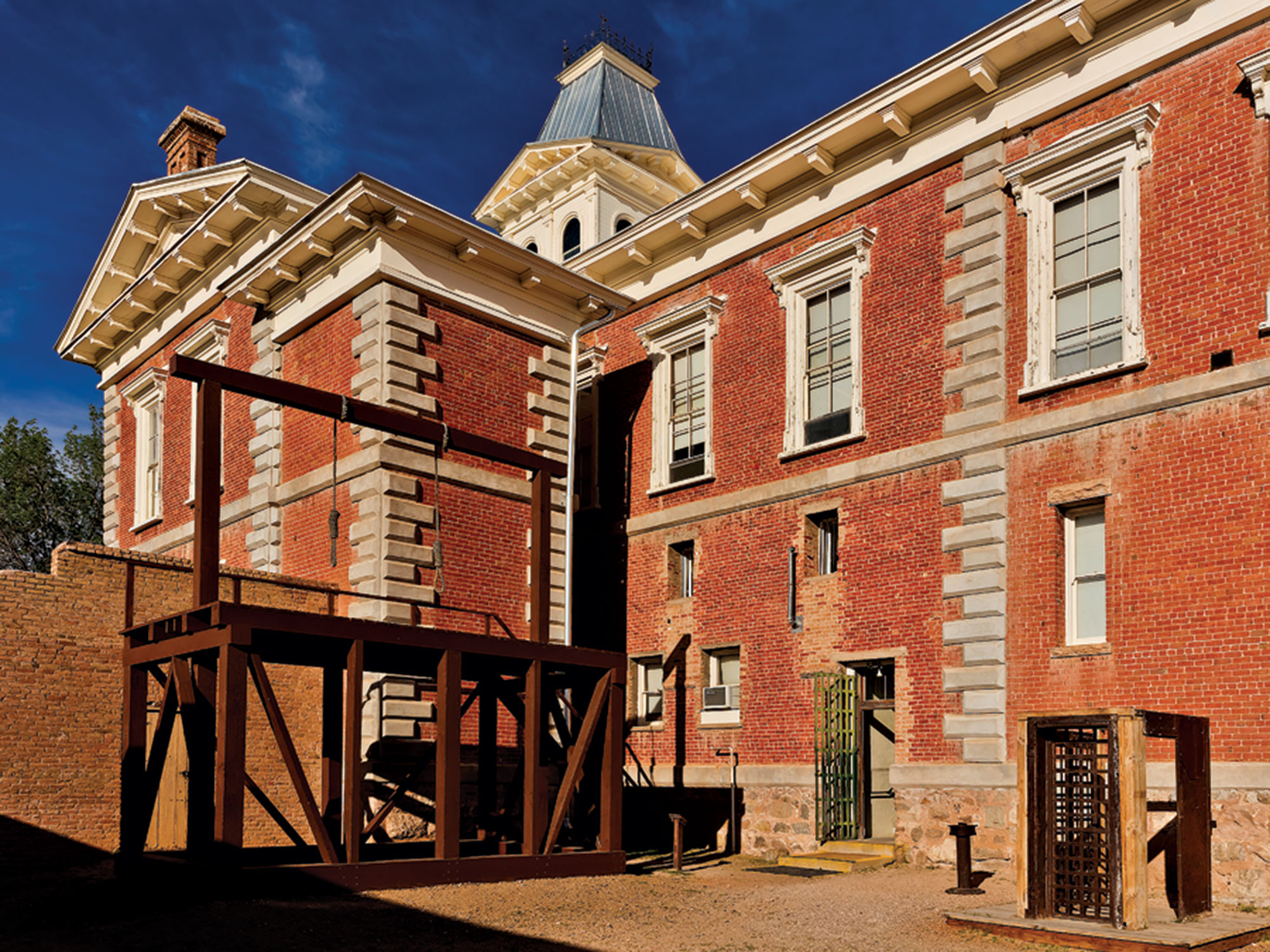 Tombstone Courthouse State Historic Park; Photo Courtesy Arizona State Parks & Trails