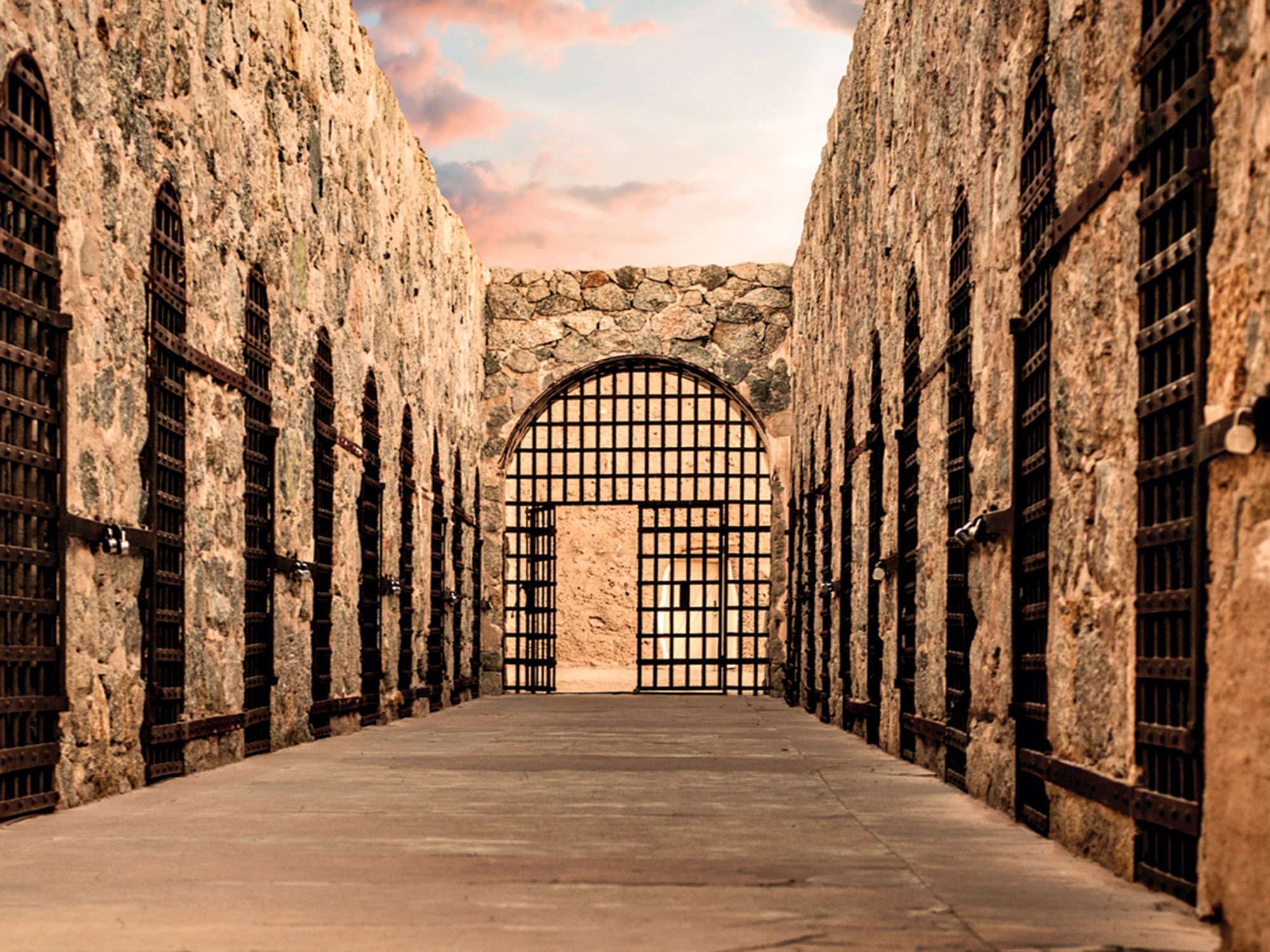 Yuma Territorial Prison State Historic Park; Photo Courtesy Arizona State Parks & Trails