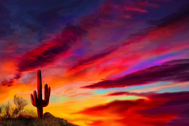 5 Great Places to Watch the Sunset in Phoenix
