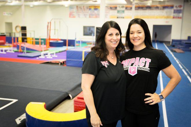 Coronavirus Chronicles: Impact Gymnastics Academy's Study Camps