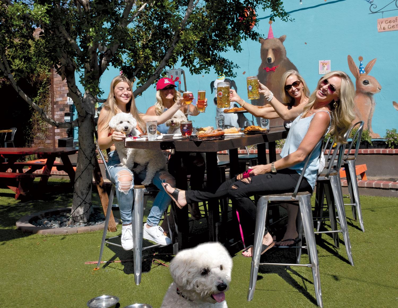 Brat Haus; Photo by Mirelle Inglefield; Models: Missy Pylman Cooley, Blaise & Elle Jorgensen, Jeanette Andrea