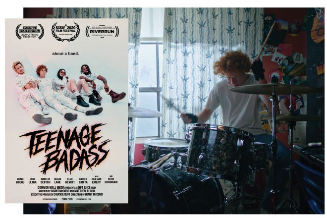Scoop: Four Valley Venues Featured in New Film Teenage Badass