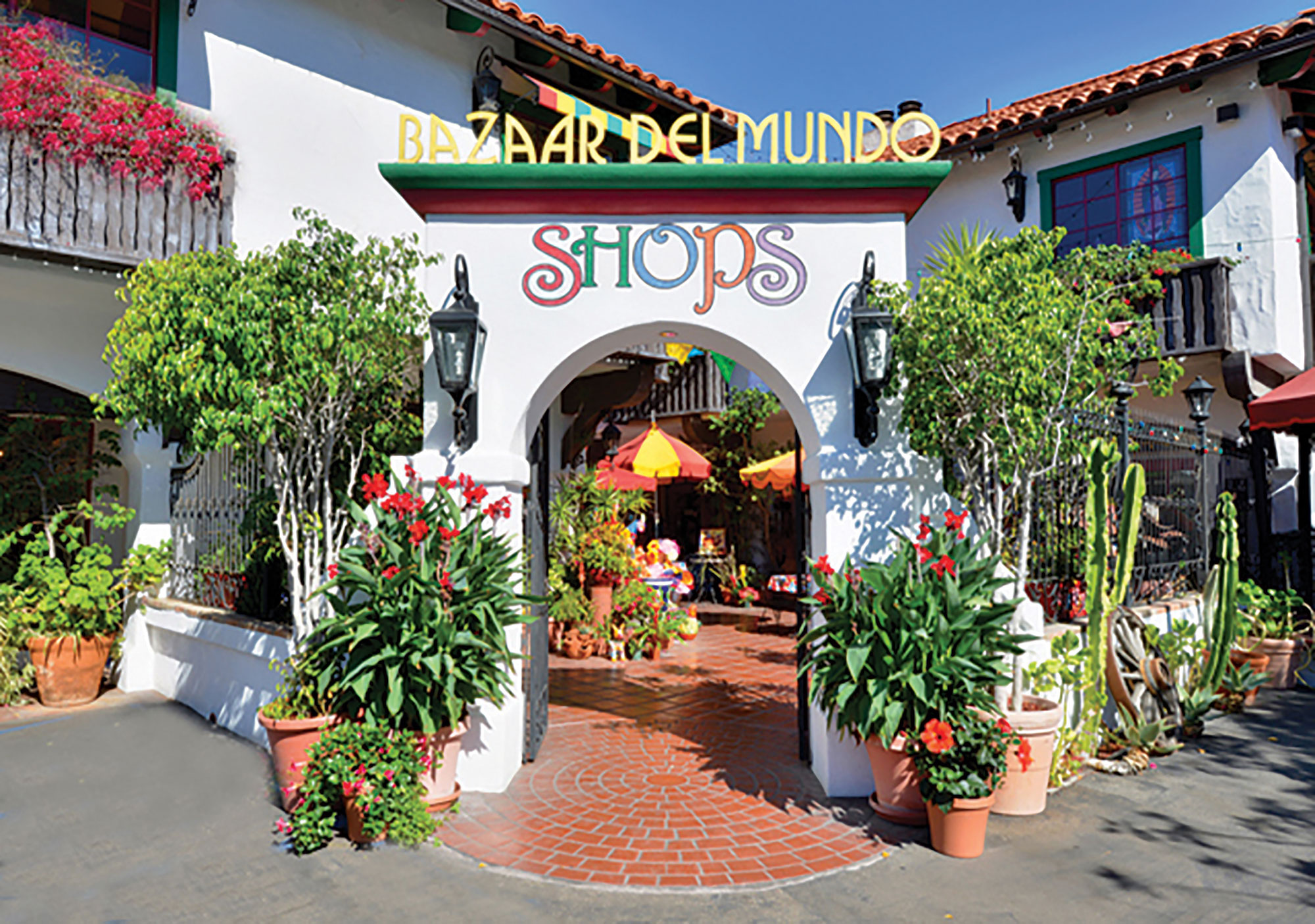 Bazaar del Mundo; Photos courtesy Bazaar del Mundo