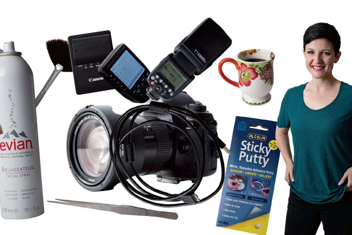 What's in Your Camera Bag? With Joanie Simon