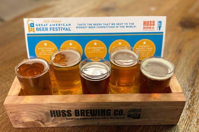 15 ArizonaBreweries Offer Dealsfor VirtualGreat American Beer Festival