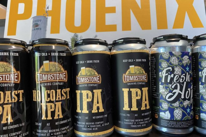 Thirsty Thursday Top 10: Ranking the New Craft Beer Releases from Arizona Breweries