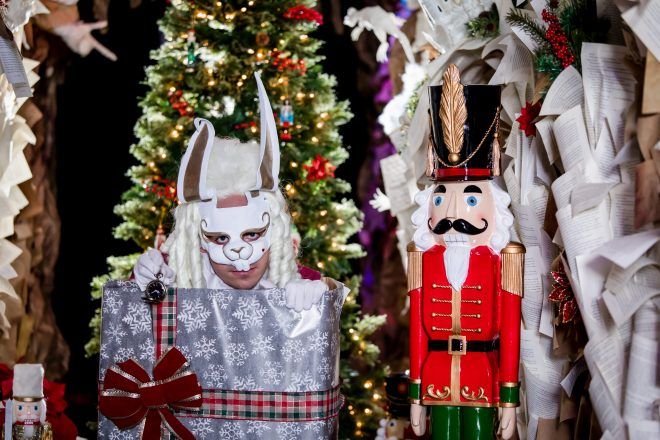 TheaterWorks Begins Immersive Production of A Curiouser Nutcracker