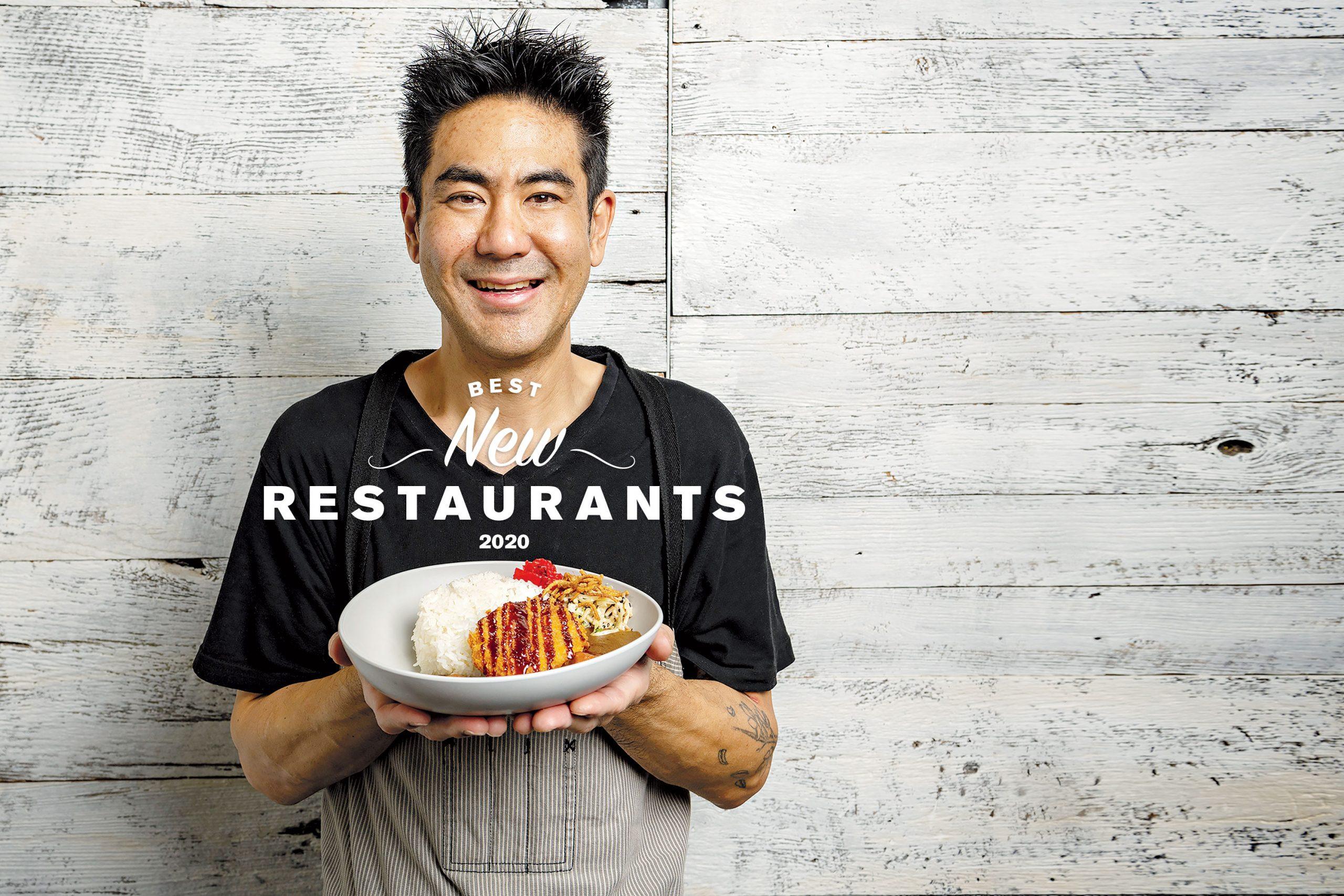 Chef Yuji Iwasa at Ramen Kagawa; Photo by Rob Ballard