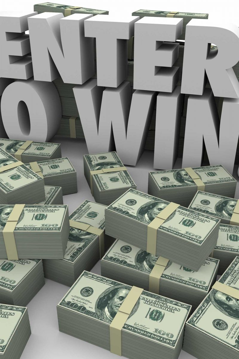 Enter to Win $15,000 Before the Holidays