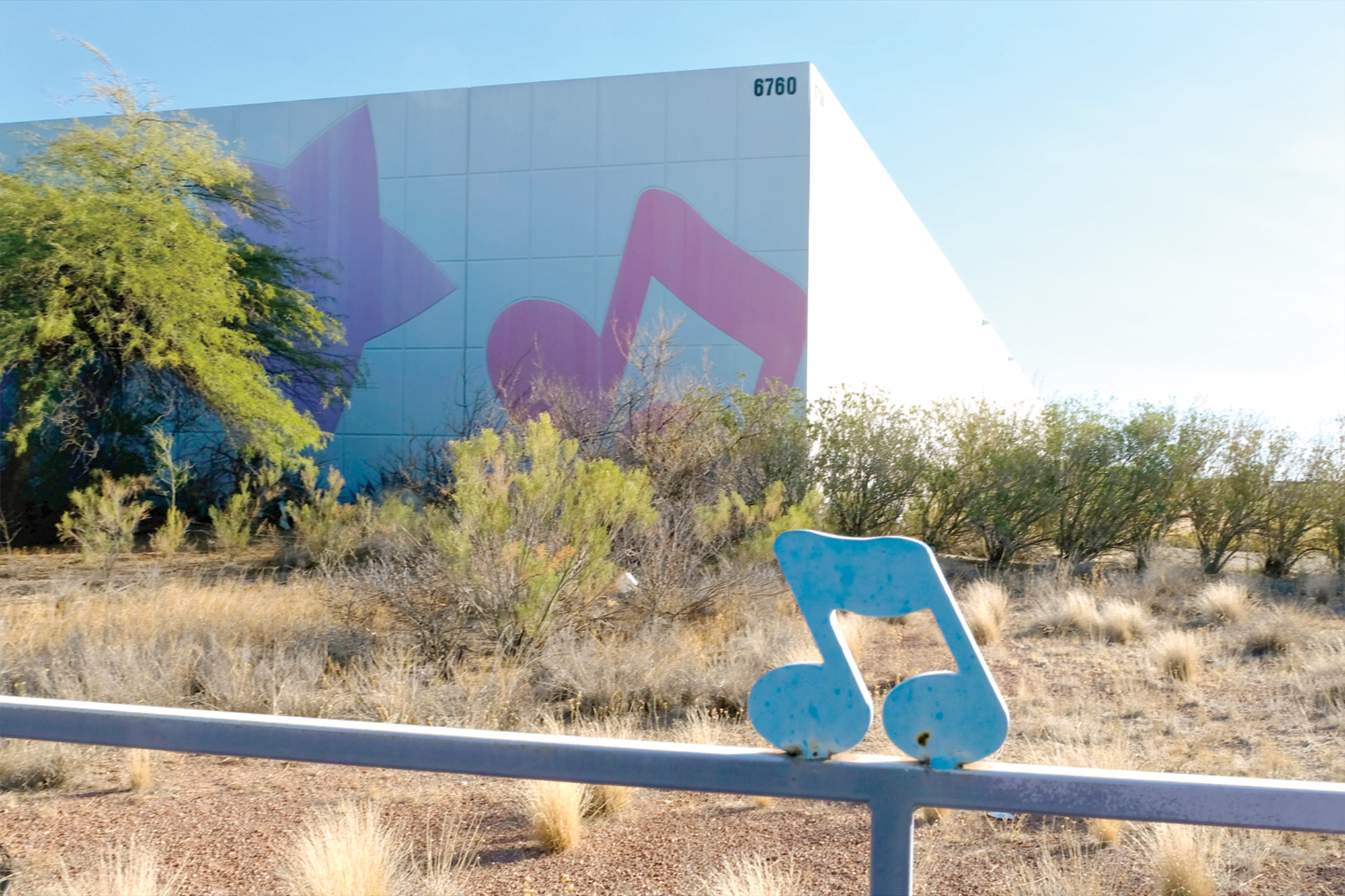 Lisa Frank factory; Photo by Eric Cox