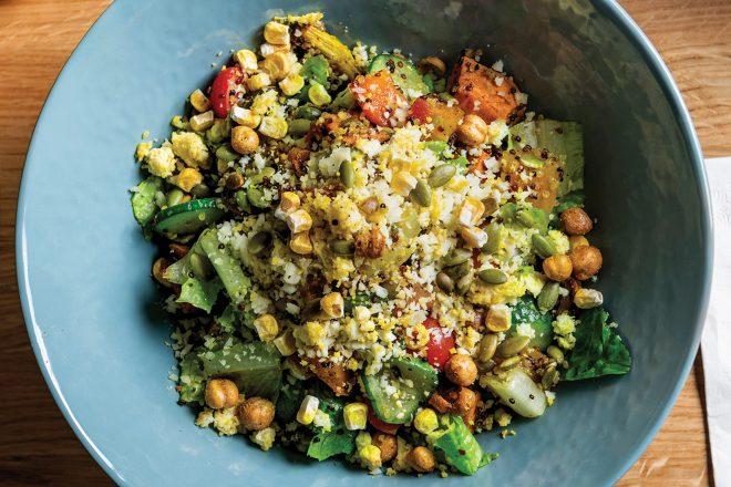 Recipe Extra: Stratta Chop Chop