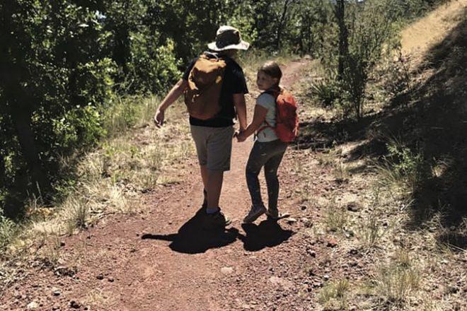 Raising Arizona Hikers
