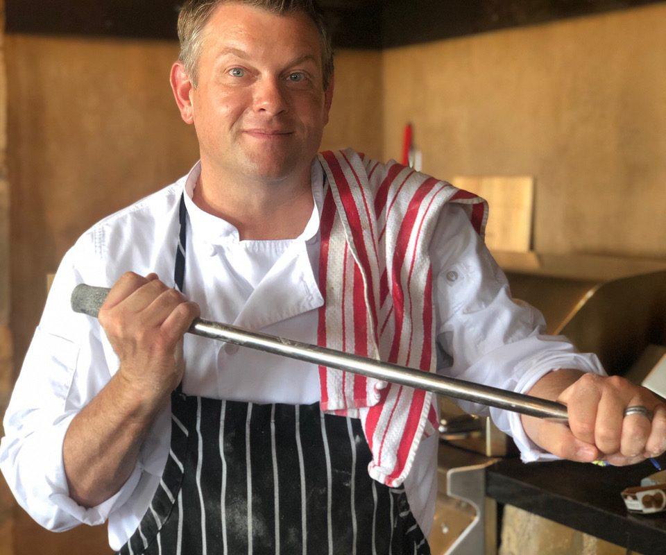 Craftsman Kitchen & Cocktails Q&A with Chris Nicosia
