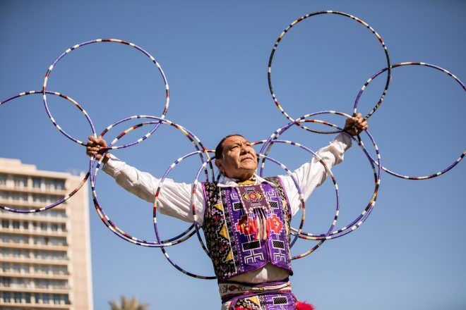 The 2021 World Championship Hoop Dance Contest Goes Virtual
