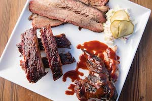 Photo credit: Liberty Station Big Game BBQ Platters