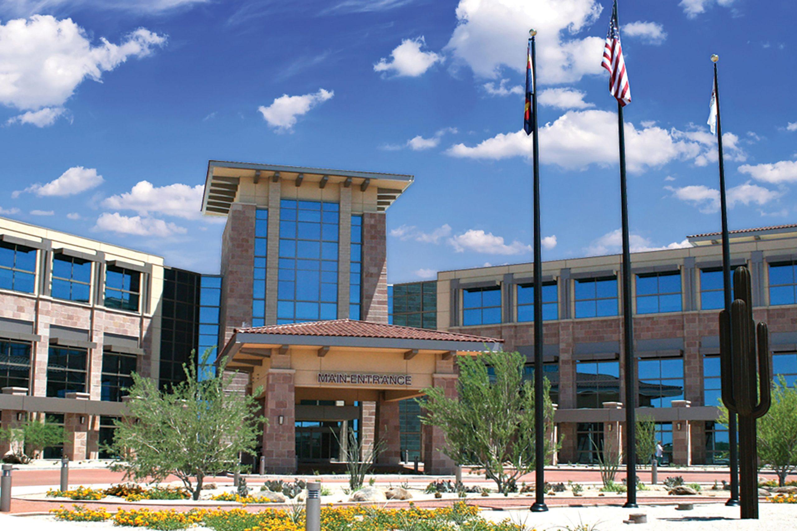 Mountain Vista Medical Center, Mesa; Photo courtesy Mountain Vista Medical Center
