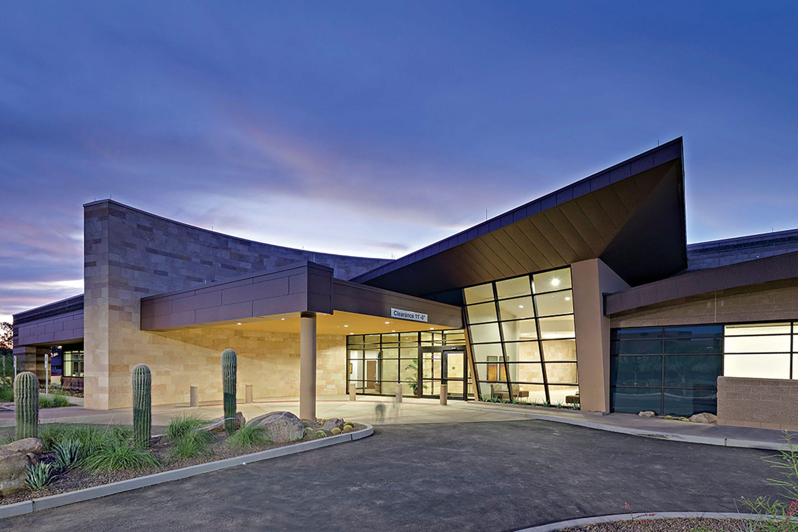 HonorHealth Rehabilitation Hospital, Scottsdale; Photo courtesy HonorHealth