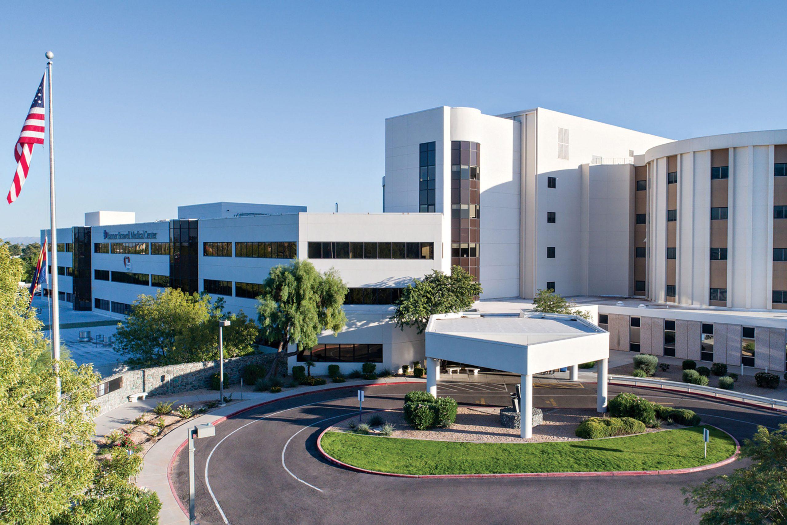 Banner Boswell Medical Center, Sun City; Photo courtesy Banner Health